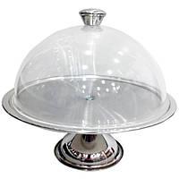 Подставка для пирожных с крышкой CS-0470  (S03665)