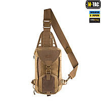M-Tac рюкзак однолямочный Elite Coyote
