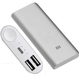Power Bank Xiaomi портативная зарядка 16000mah + монопод в подарок  (S03772)