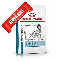 Лечебный сухой корм для собак Royal Canin Skin Care Adult Canine 11 кг