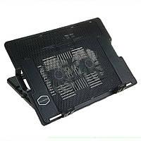 Охлаждающая подставка для ноутбука Notebook Cooler Pad N181, N182  (S03921)