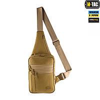M-Tac сумка-кобура наплічна Elite Gen.IV Coyote