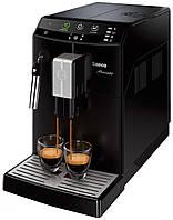 Кофемашина Philips Saeco Minuto Piano Black HD8664/09, фото 1