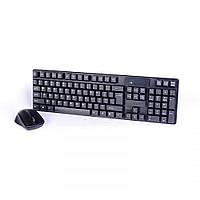 Клавиатура KEYBOARD + Мышка wireless TJ 808  (S03960)