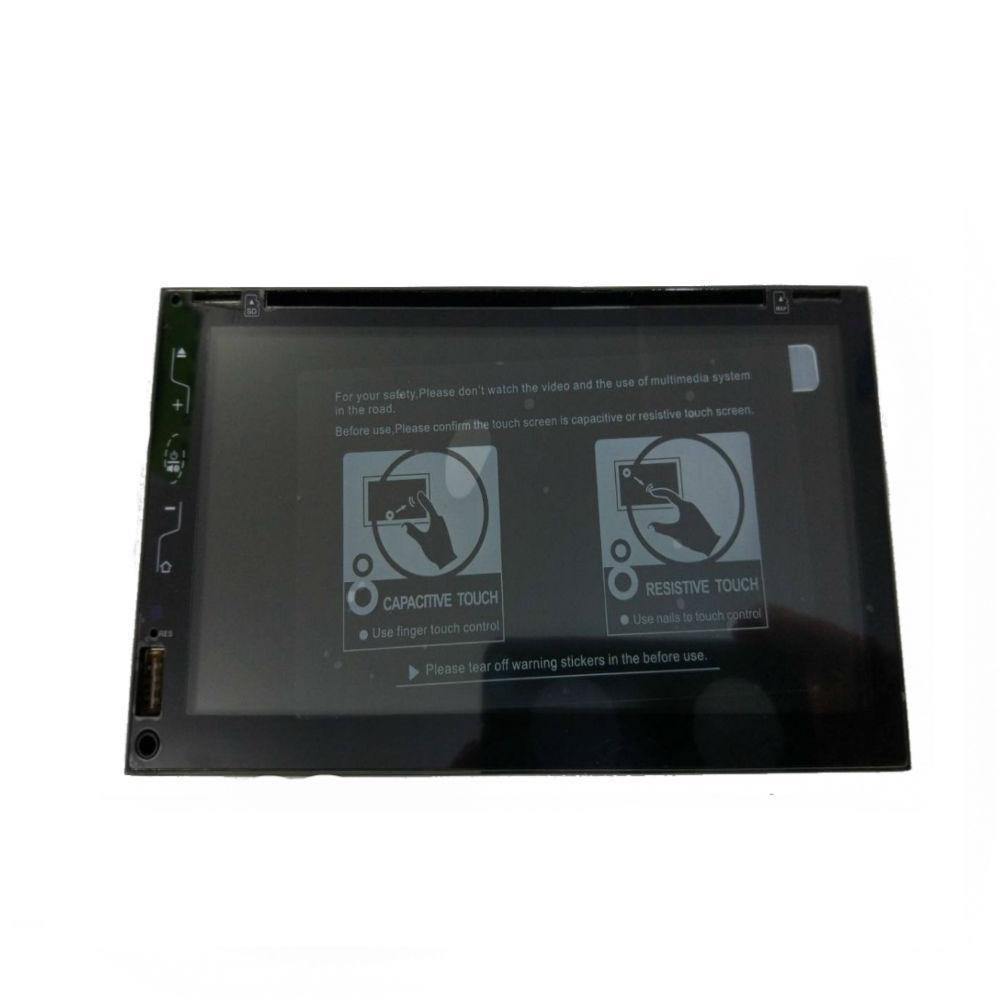 Автомобильная магнитола 2DIN 6303 GPS с DVD  (S04217)