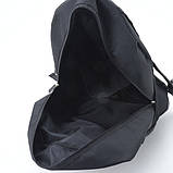 Рюкзак Reebok, рібок. Популярна модель. Сірий / R3, фото 4