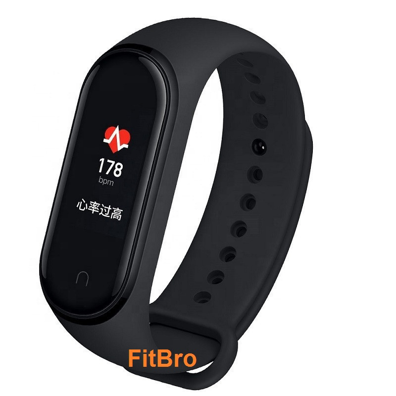 ОРИГИНАЛЬНЫЙ фитнес браслет Xiaomi Mi Band 4 + монопод в подарок