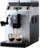 Автоматическая кофемашина Saeco Lirika Plus Silver RI9841/01 для офиса, фото 1