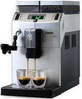 Автоматическая кофемашина Saeco Lirika Plus Silver RI9841/01 для офиса