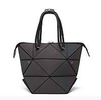 Сумка Bao-Bao трансформер-сумка геометричний хамелеон