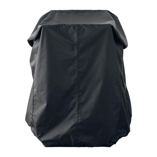 ИКЕА (IKEA) ТОСТЕРО, 502.852.65, Чехол для мебели, черный, 100x70 см - ТОП ПРОДАЖ
