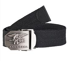 Милтек ремень NAVY SEAL 38 мм черный