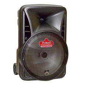 Портативная акустическая система с АКБ Fuhao FH-A12  (S04367)