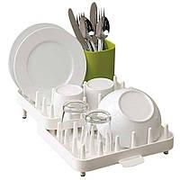 Сушилка для посуды Adjustable dishrack 7026  (S04396)