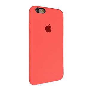 Накладка Silicone Case для Apple iPhone 6/6S  (29)