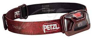 Фонарь налобный Petzl E91ABB TIKKINA 150 lm red ц:красный