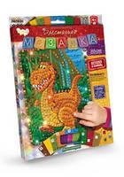 Набор Блестящая мозаика «Динозаврик» Danko Toys