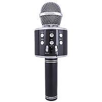 Колонка микрофон-караоке WS-858 Bluetooth   (S04473)