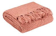 Плед LINNEA 130x180см рожевий