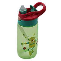 CUP Бутылка с чехлом Baby bottle LB 400 Цветной D1022  (S04686)
