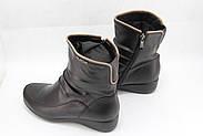 Чорні черевики осінні Battine B663, фото 3