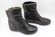 Чорні черевики осінні Battine B663, фото 2