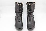 Чорні черевики осінні Battine B663, фото 4