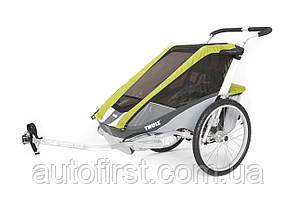 Детская коляска Thule Chariot Cougar 2 (Avocado) TH 10100937