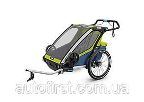 Детская коляска Thule Chariot Sport 2 (Chartreuse-Mykonos) TH 10201004