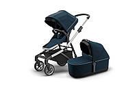 Детская коляска с люлькой Thule Sleek (Navy Blue) TH 11000010, фото 1