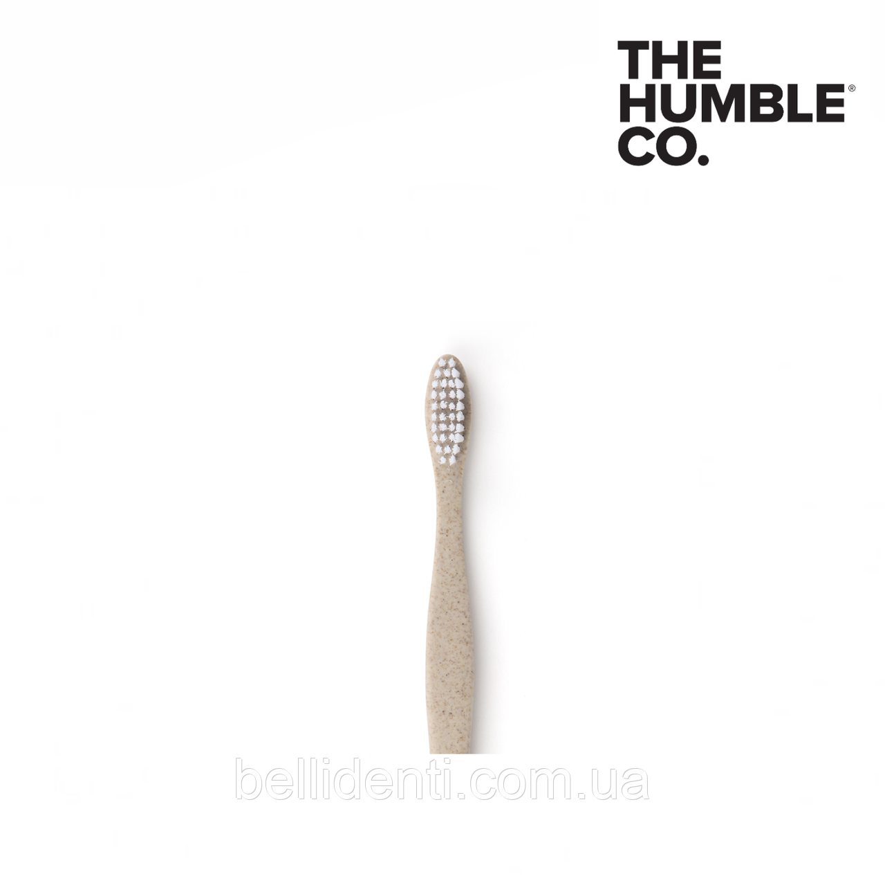 Зубная щетка из кукурузного крохмала The Humble Co