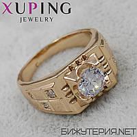 Перстень Xuping медицинское золото 18K Gold - 1025723728