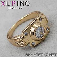 Перстень Xuping медицинское золото 18K Gold - 1025719435