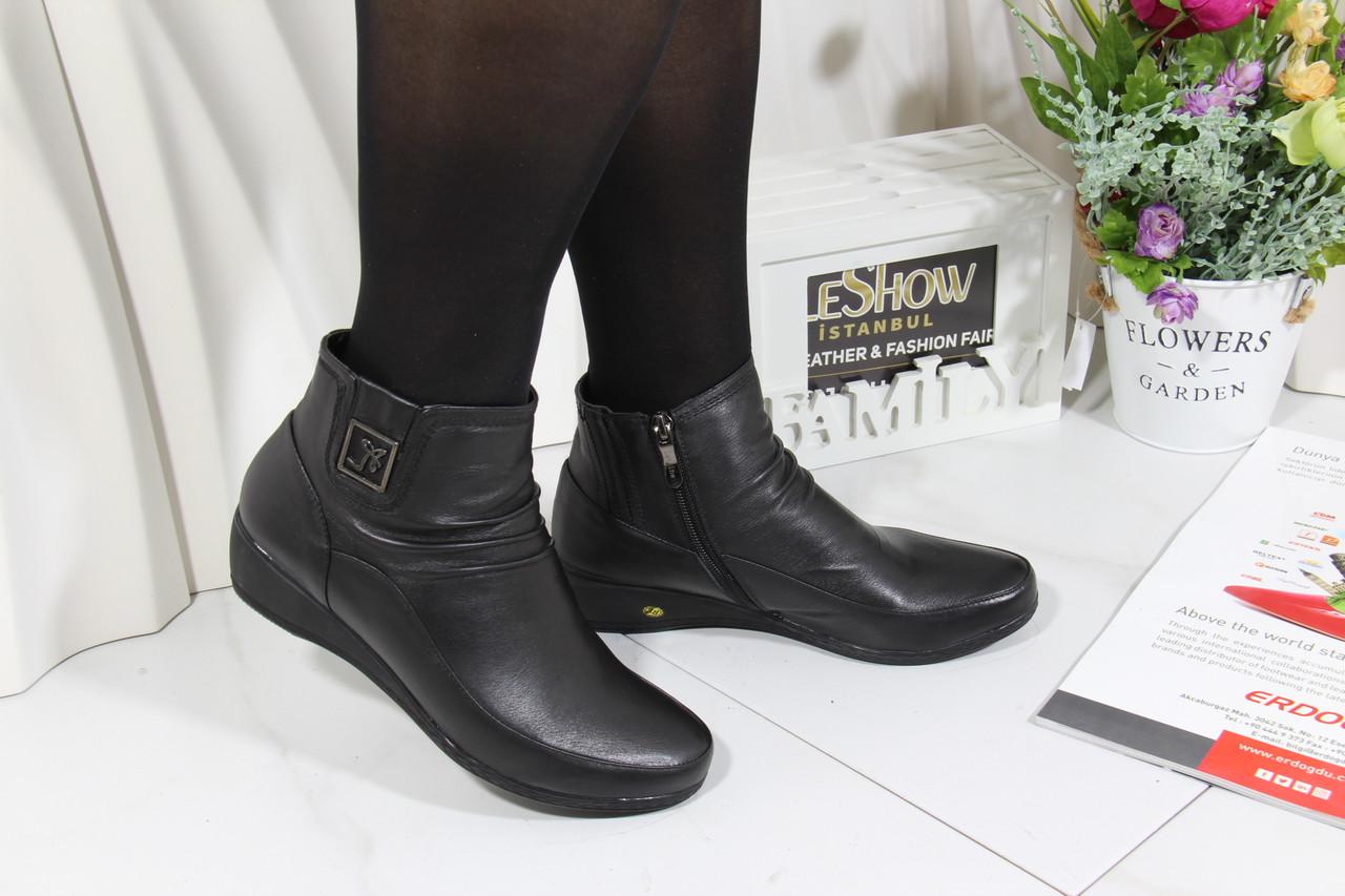 Женские осенние ботинки Battine B651