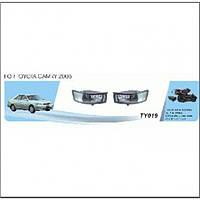 Фары Toyota Camry 30 2005/TY-019 White