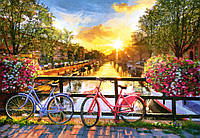 Пазлы Амстердам на 1000 элементов