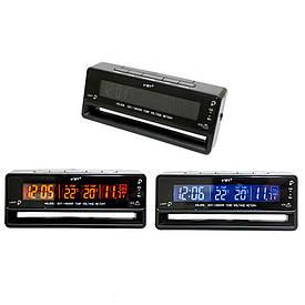 Автомобильные часы VST-7010V  (S04802)