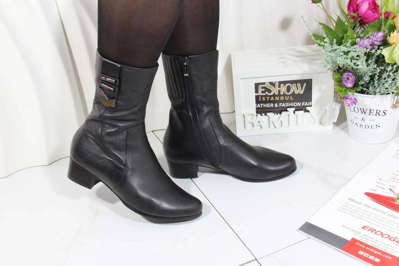 Стильные осенние ботинки Battine B857