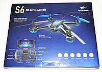 Квадрокоптер дрон S6HW HD WiFi камера, фото 8