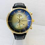 Мужские кварцевые  часы  Emporio Armani (реплика), фото 2