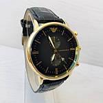 Мужские кварцевые  часы  Emporio Armani (реплика), фото 7