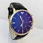Мужские кварцевые  часы  Emporio Armani (реплика), фото 8