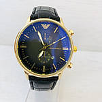 Мужские кварцевые  часы  Emporio Armani (реплика), фото 9