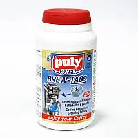 Средство для чистки кофейных смол Puly Caff в таблетках 120шт по 4г