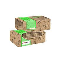 Влажные салфетки в боксе FOOD-COURT 80 саше для рук и лица 140*130 мм PRO Service