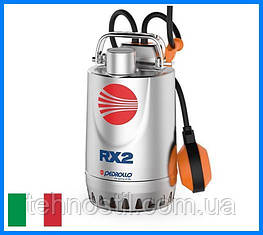Дренажный насос Pedrollo RXm 3 (13.2 м³, 12 м, 0.55 кВт)
