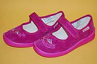 Детские Тапочки Vitaliya Украина 001д Для девочек Розовый размеры 28_32, фото 1