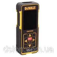 Дальномер лазерный DeWALT DW03050, до 50м, класс лазера 2, класс защиты IP54, кол-во лучей 1, Bluetooth