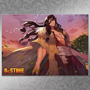 Плакат Аниме Dr. Stone 200, 005