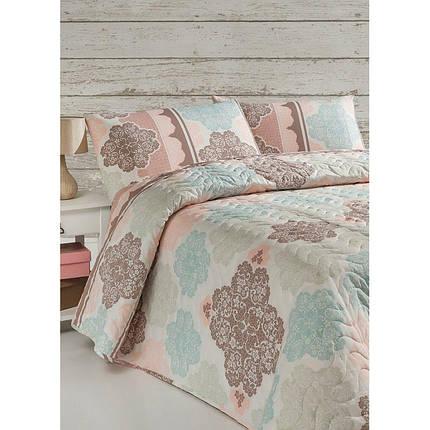 Покрывало 160х220 с наволочкой на кровать, диван Андалусия, фото 2